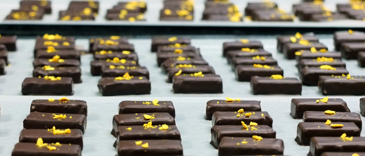 Chocolate Academy course 'Chocolate beyond the basics' in Belgium
